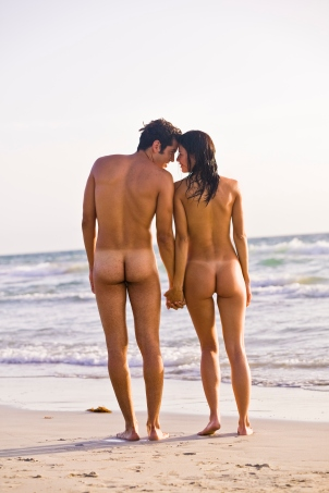 Naked Couple